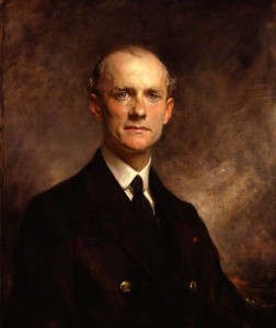 Alfred Francis Blakeney Carpenter by Sir Arthur Stockdale Cope, oil on canvas, 1918 Bequeathed by the sitter's father, Alfred Carpenter, 1956 NPG 3971 courtesy of the National Portrait Gallery by Creative Commons License