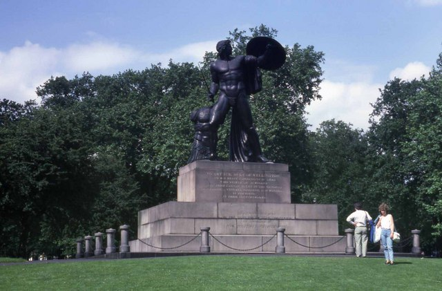 Hyde Park Monuments Hyde Park Londn