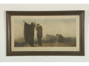 The Omnipresent Avild Rosenkrantz, 1904 mezzotint publisher Charles Hanff, London offered for live auction 2/13/13 www.liveauctioneers.com