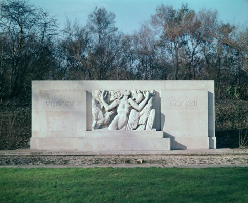 Rima Sir Jacob Epstein, 1925 Kensington Gardens