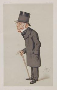 George Biddell Airy Spy Vanity Fair 13 Nov 1875 public domain from Wikimedia Commons