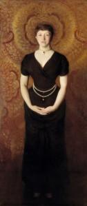 Isabella Stewart Gardner John Singer Sargent, 1888 oil on canvas, 76 x 32 in. Isabella Stewart Gardner Museum