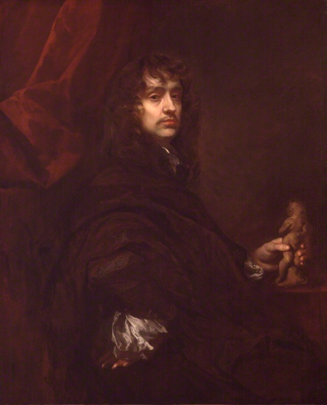 Self Portrait Sir Peter Lely, circa 1660 oil on canvas, 43 x 35 in. NPG 3897 © National Portrait Gallery, London by Creative Commons license