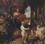 The Cider Press Frank Brangwyn, 1902 oil on canvas The Japan Times | © DAVID BRANGWYN, LISS FINE ART PHOTO