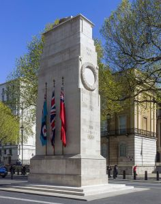 The Cenotaph Whitehall, London