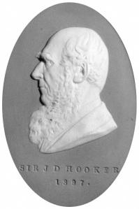 by Frank Bowcher, Wedgwood medallion, 1897