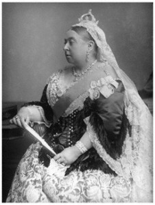 Queen Victoria Alexander Bassano,1882 half-plate glass negative The National Porttrait Gallery, © National Portrait Gallery, London
