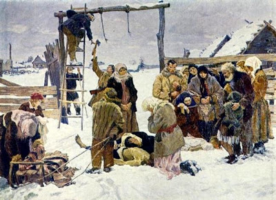 After the Liberation T.A. Gaponenko