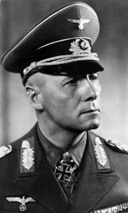General Field Marshall Erwin Rommel photo, 1942 German Federal Archives via Wikimedia Commons Creative Commons Share Alike Attribution Bundesarchiv, Bild 146-1973-012-43 / CC-BY-SA 3.0